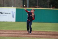 Saint Mary's Baseball vs Washington State #6 SS Conor Thane Photos by Tod Fierner Martinez News-Gazette