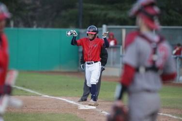 Saint Mary's Baseball vs Washington State #1 OF Andrew Shebloski Photos by Tod Fierner Martinez News-Gazette