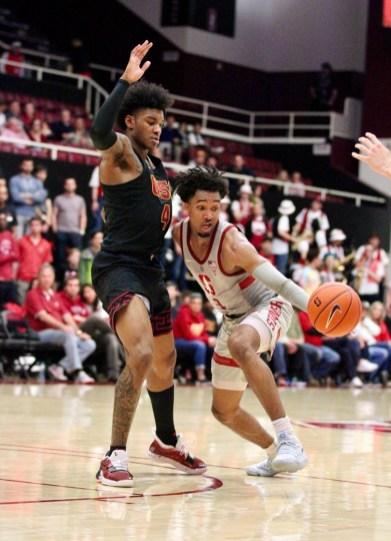 Stanford Men's Basketball vs USC