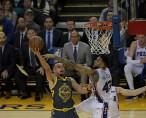 Warriors vs 76ers Photos by Gerome Wright (Martinez News-Gazette)