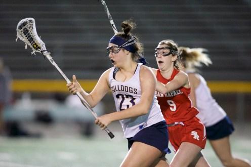 Alhambra Girls Lacrosse vs San Rafael Photos by Mark Fierner (Martinez News-Gazette)