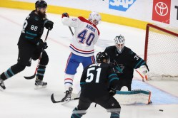 Sharks vs Montreal Canadiens Photos by Guri Dhaliwal (Martinez News-Gazette)