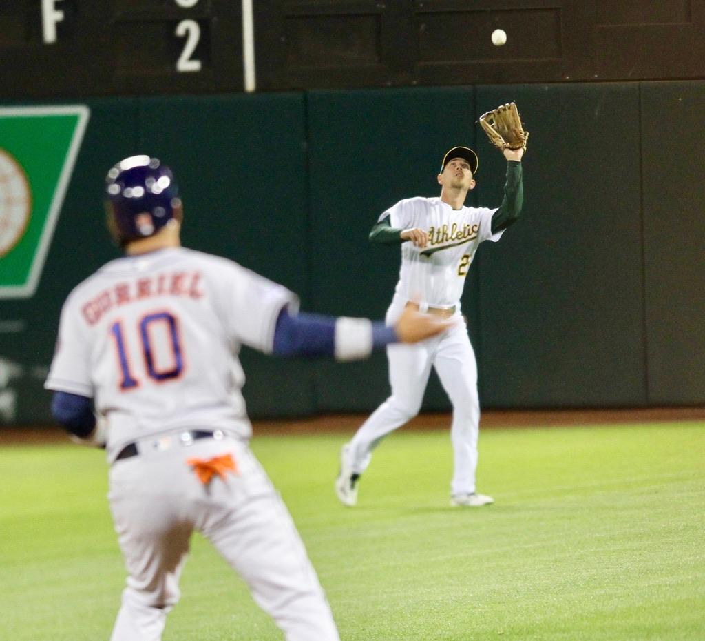 Oakland A's vs Houston AstrosPhotos by Guri Dhaliwal(Martinez News-Gazette)