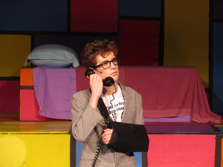 Isaiah Huntsinger as Albert Peterson