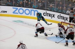 San Jose Sharks vs Colorado Avalanche Game Two Western Conference Semifinals Photos by Guri Dhaliwal (Martinez News-Gazette)