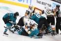 San Jose Sharks vs Las Vegas Knights Game 1 NHL Playoffs Photos by Guri Dhaliwal (Martinez News-Gazette)