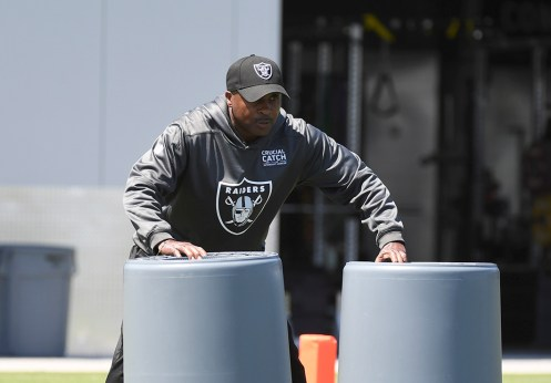 2019 Oakland Raiders Rookie Mini Camp Photos by Gerome Wright (Martinez News-Gazette)
