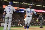 San Francisco Giants vs L.A. Dodgers Photos by Guri Dhaliwal (Martinez News-Gazette)