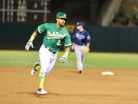 Oakland A's vs Tampa Bay Rays Photos by Guri Dhaliwal Martinez News-Gazette