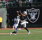 Oakland Raider vs Los Angeles Rams