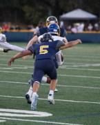 Alhambra Bulldogs vs Pinole Valley Photos by Mark Fierner (Martinez News-Gazette)