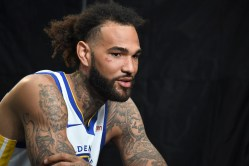 Golden State Warriors Media Day #2 Willie Cauley-Stein