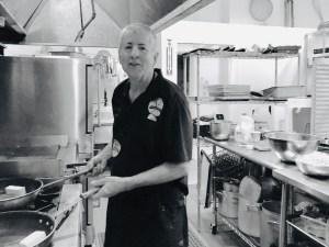 Chef Dave Krider