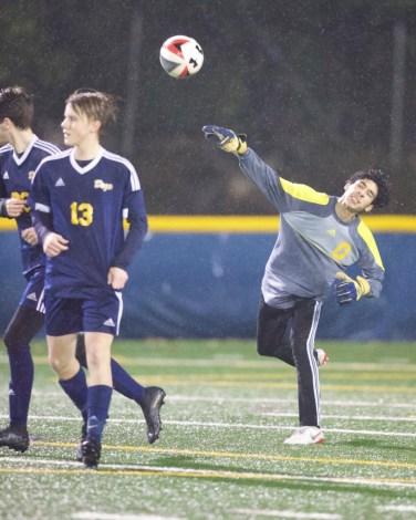 Alhambra Boy's soccer vs North Hill Christian