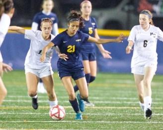 Alhambra Girls Soccer vs Berean Christian Photos by Mark Fierner (Martinez News-Gazette)