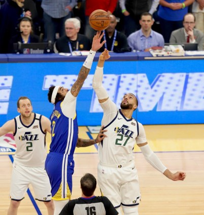 Golden State Warriors vs Utah Jazz