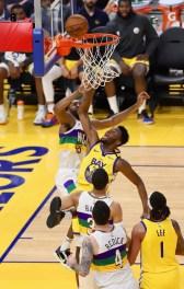 Golden State Warriors vs New Orleans Pelicans Photos by Guri Dhaliwal Martinez News-Gazette