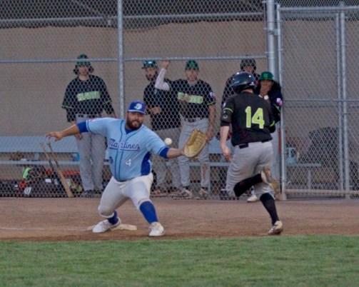 Martinez Sturgeons Baseball vs Santa Cruz Seeweed Photos by Mark Fierner 6/10/2021