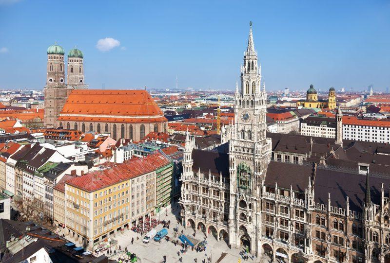 Ciudad antigua de Múnich