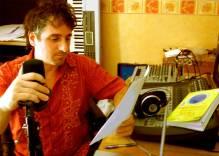 Martin Ferron Microphone francophone