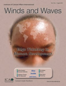 ICAI Winds and Waves, August 2103 - cover