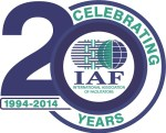 IAF 20 year celebration