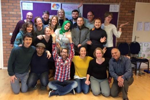 ICA Europe MENA gathering 2015