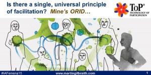 ORID as a universal principle of facilitation 950x475