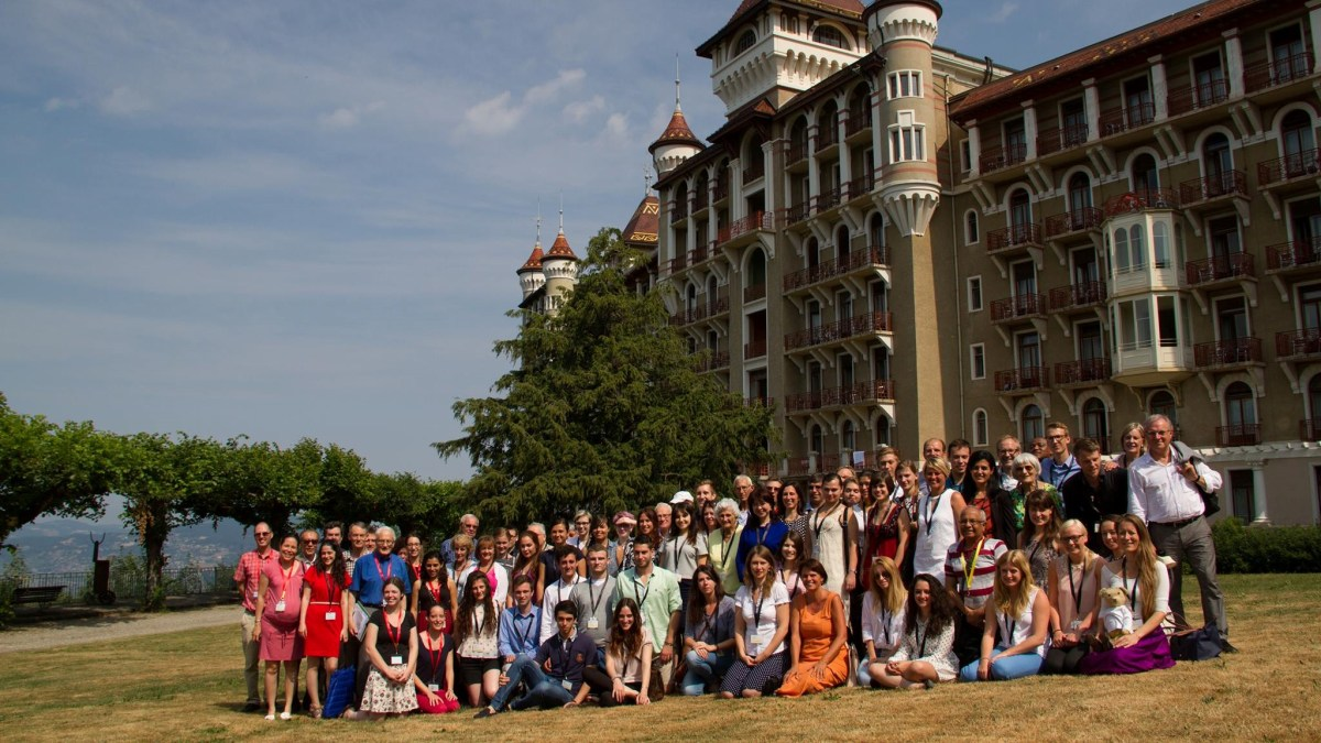 IofC Addressing Europe's Unfinished Business conference, 2015 at Caux - photo Caux Foundation, facilitation Martin Gilbraith #Caux2015 #ToPfacilitation 4