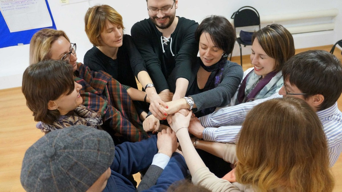 ToP Participatory Strategic Planning training, 2014 with Personal Image in Moscow - photo Personal Image, facilitation Martin Gilbraith #ToPfacilitation 1