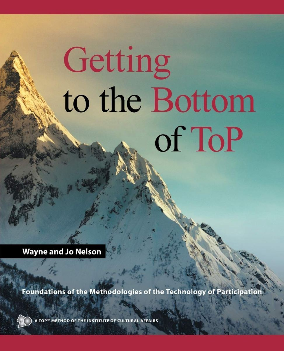 Getting to the Bottom of ToP, Wayne & Jo Nelson