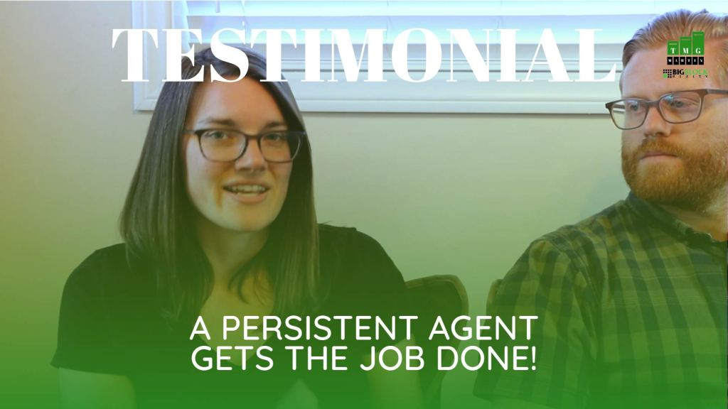 A persistent agent gets the job done!