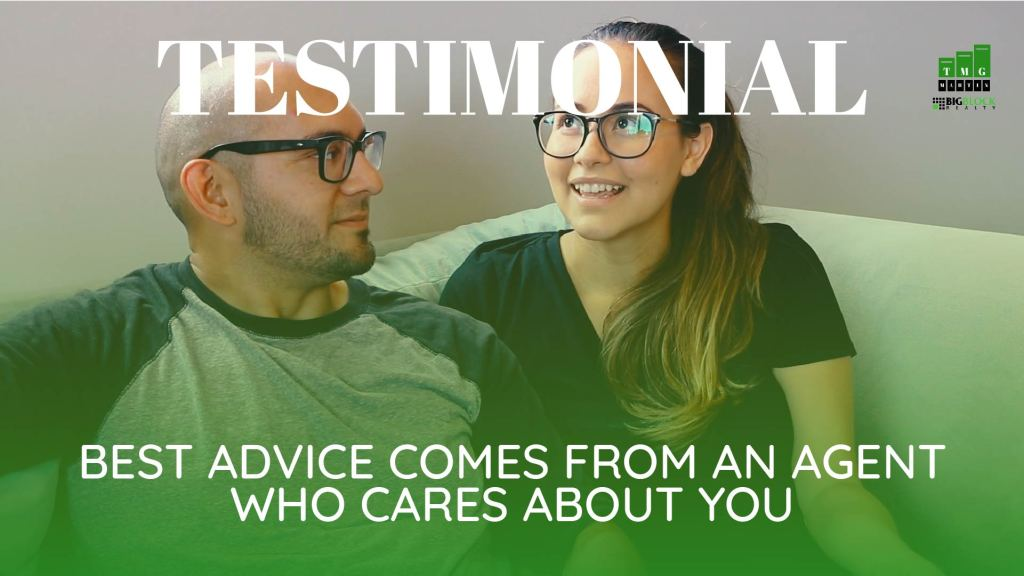Best advice comes from an agent who cares about you.