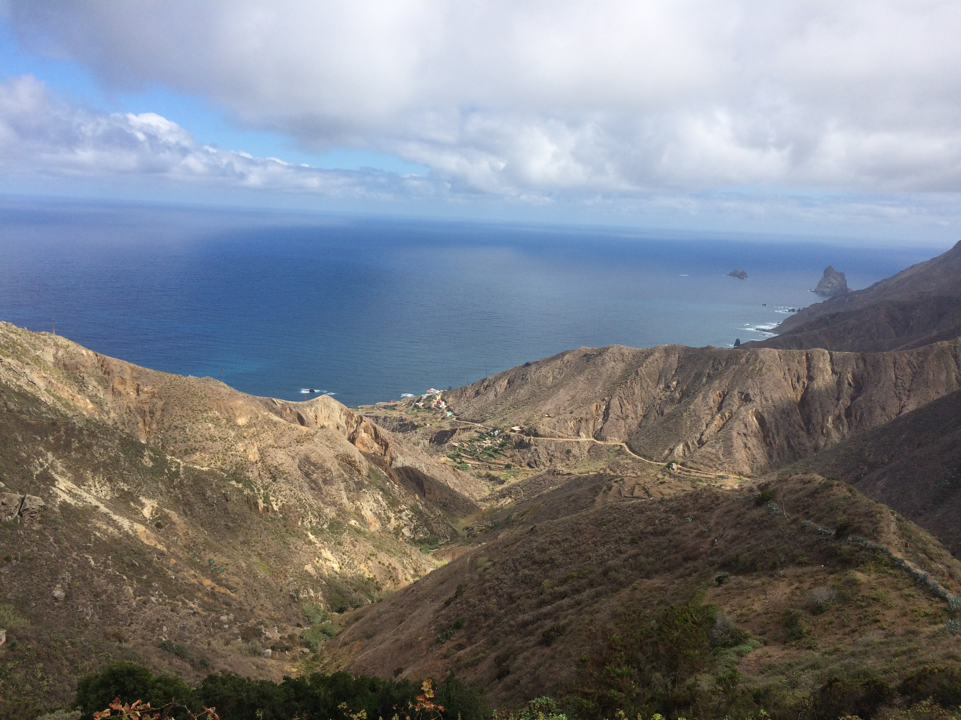 North of the Tenerife