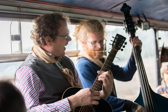 hudební autobus