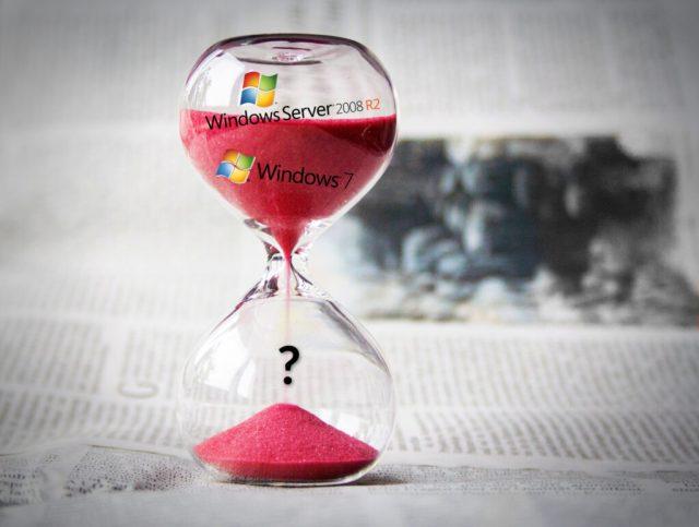 Podpora Windows 7 a Windows Server 2008 končí. Co s tím?