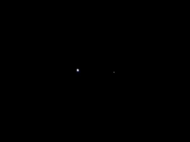 Bild av Jorden från Juno