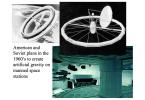 Kubrick, roterande rymdskepp