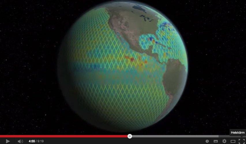 IPCC video om klimatförändringar
