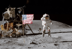 John_W._Young_on_the_Moon