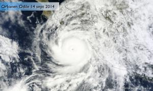 Triggar tropiska orkanen Odile en Cat bond?