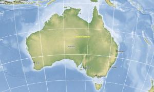 Australiens skeva syn på klimatförändringar