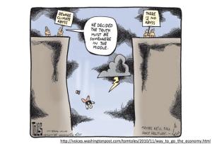 Kan man skämta om klimatförändringar?