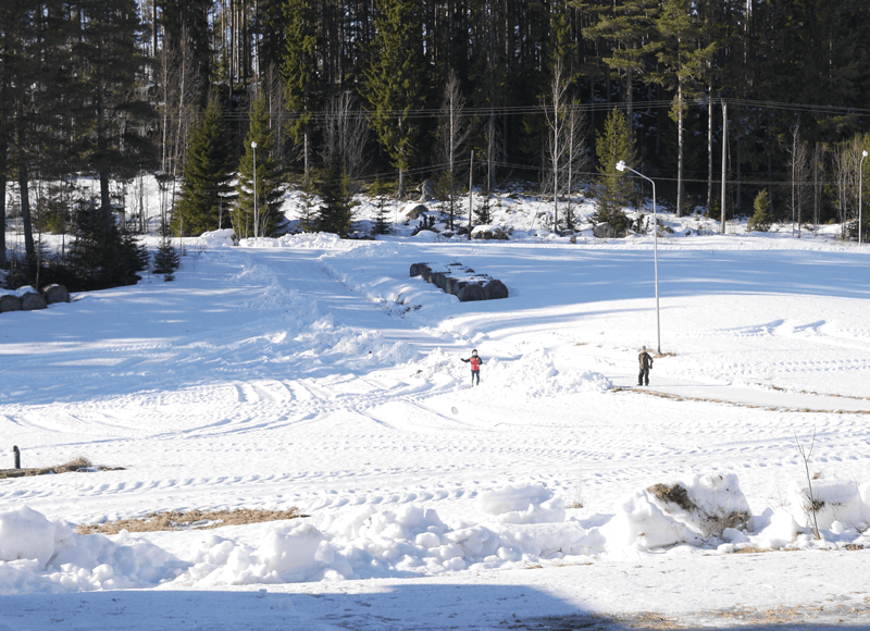 Kommer det mer snö 2015?