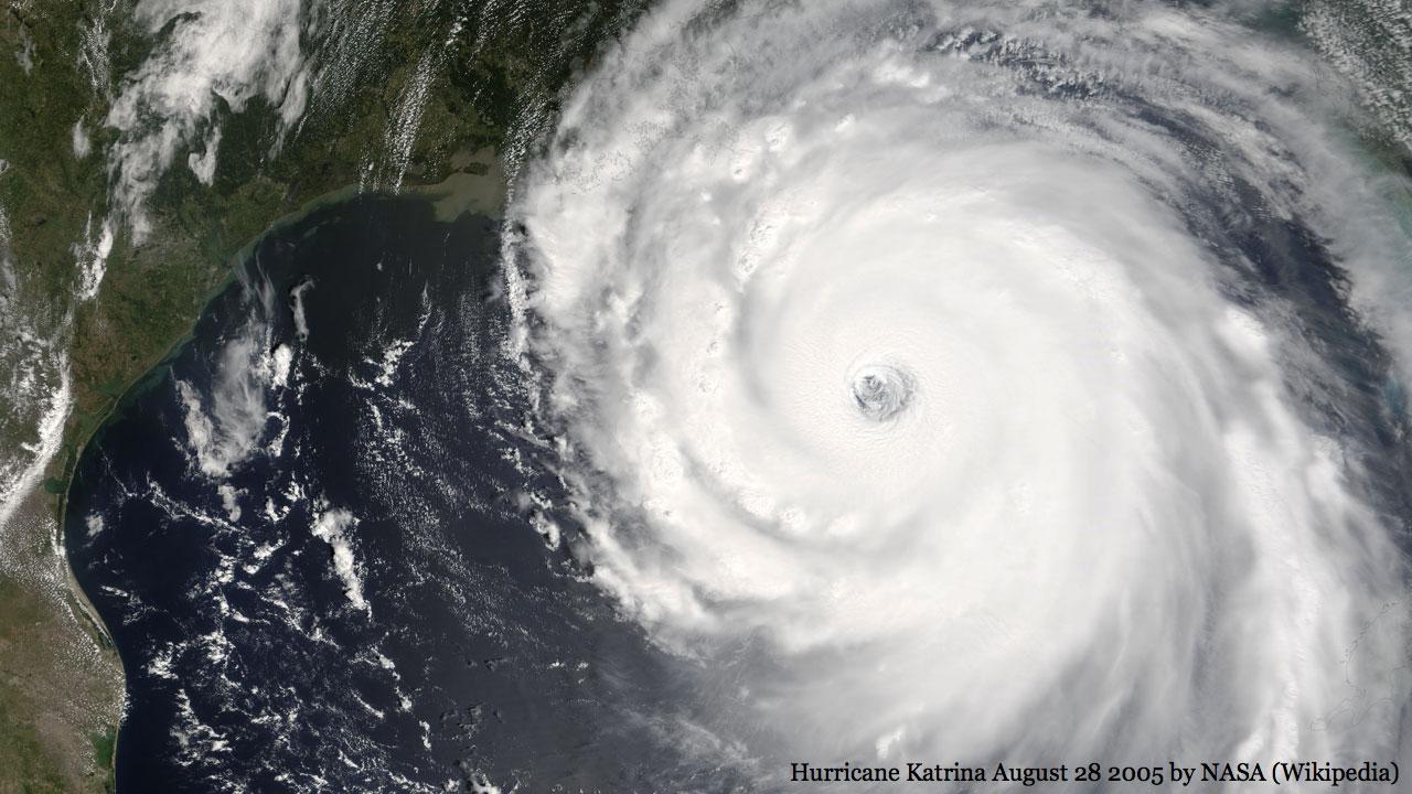 Färre orkaner, men fortfarande risk