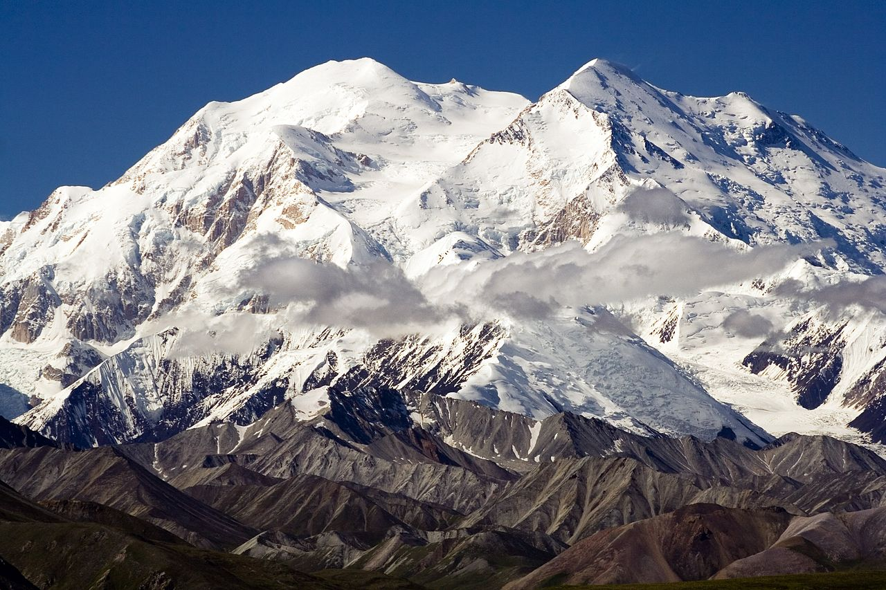 Ingen förnekelse av Nordamerikas högsta berg