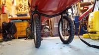 Från cykel till kajak