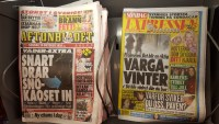 På tisdag-onsdag blir det vinter även i södra Sverige