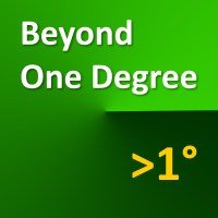 Har skapat podcasten Beyond One Degree