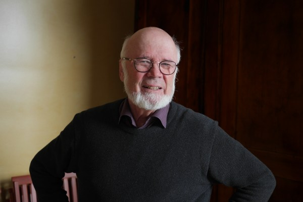 Podcast om metaforer med Bengt Gustafsson, teoretisk astrofysiker